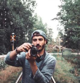 Adrian Ström en voyage