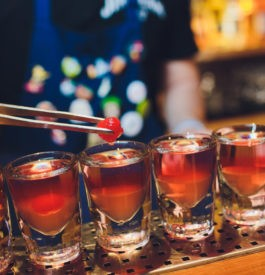 Des bars à cocktails à Montpellier