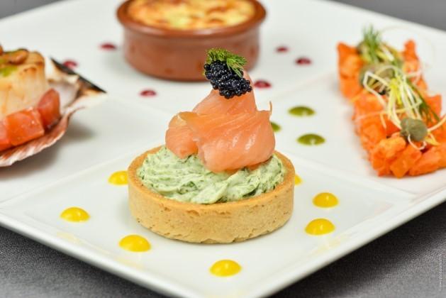 Des assiettes copieuses vous seront servis DP : La Marina Paris