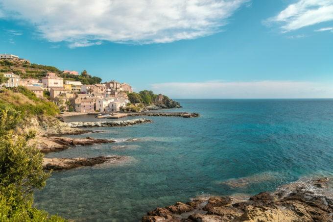 Erbalunga en Corse