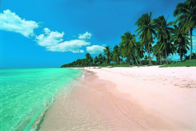 A vous les plages de sable blanc en République Dominicaine @OT-Republique-Dominicaine