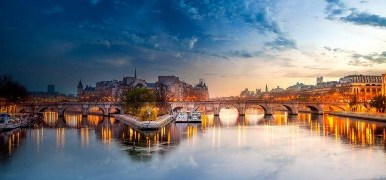 Découvrir Paris au fil de l'eau