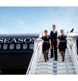 Itinéraires 2020 avec le jet privé des Four Seasons