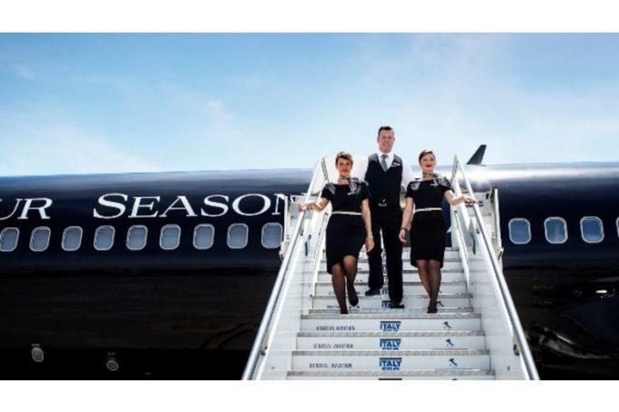 four seasons jet privé