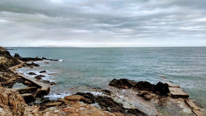 Le bord de mer de Collioures