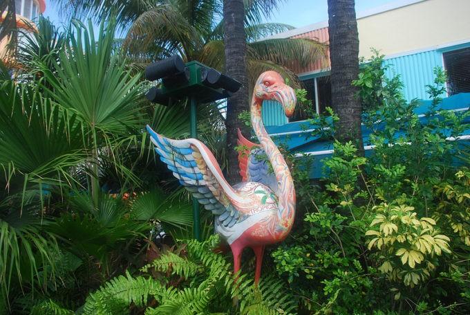 Le Flamingo symbole même de l'effervescence de Ocean Drive à Miami