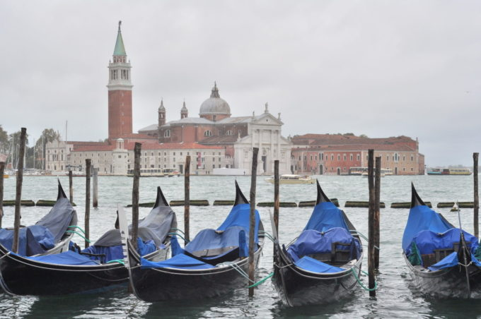 Les gondoles mythiques de Venise