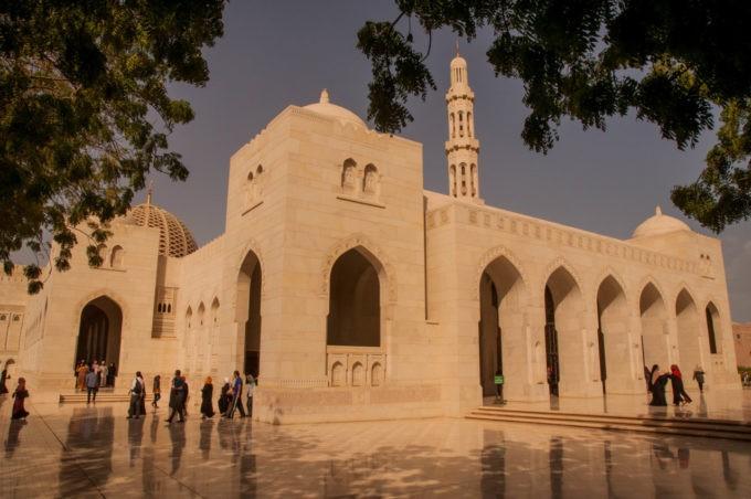 La Mosquée est remarquable, l'une des plus belles du monde arabe. On confirme !