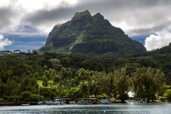 Bora Bora, paradis terrestre