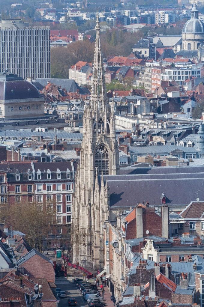 La cathédrale de Lille