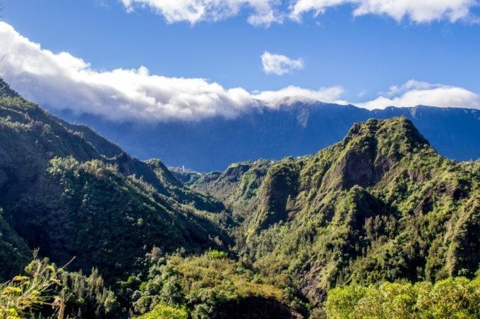Découvrir Le Cirque de Cilaos à La Reunion