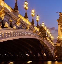 Parcourir les plus beaux ponts de Paris