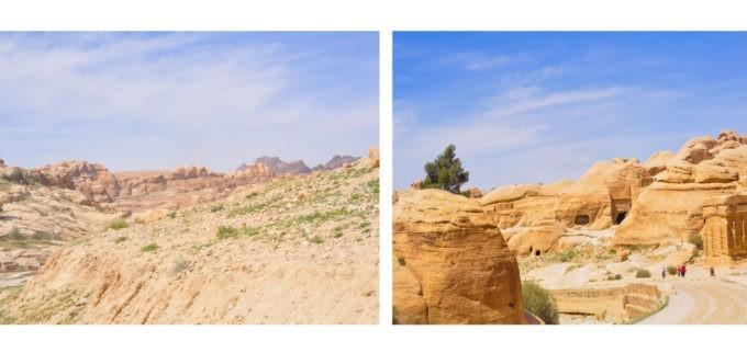 C'est un canyon de toute beauté qui s'offre à nous