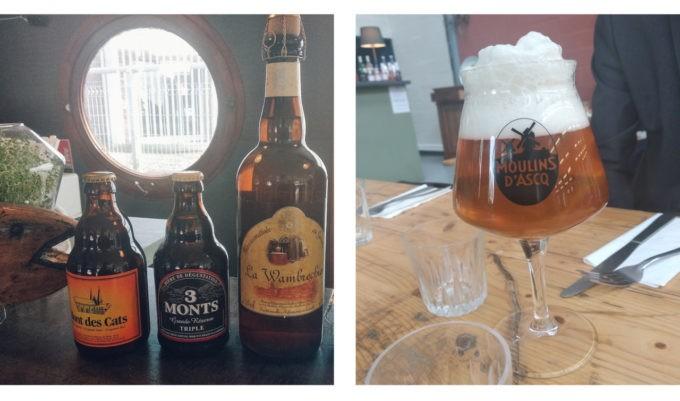 La bière est comme une religion à Lille !