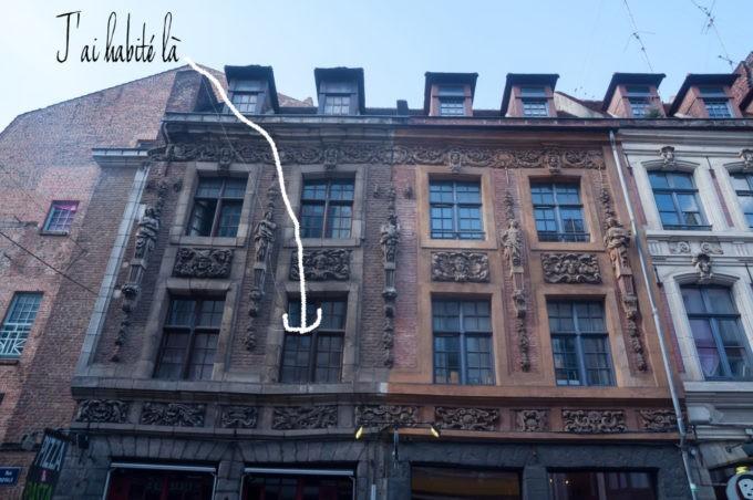 J'ai habité au 1, rue droite à Lille