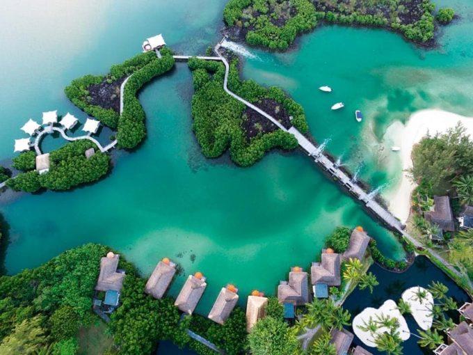 Le Constance Prince resort hôtel à l'île Maurice