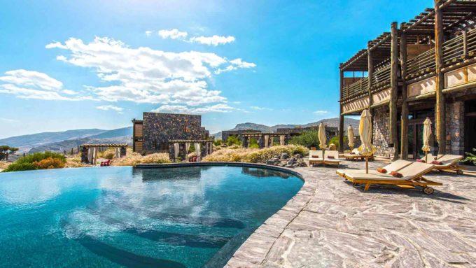 Le resort Alila Jabal Akhdar