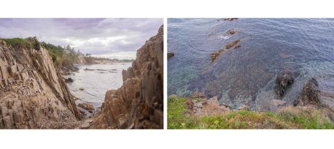 Les eaux cristallines de la mer méditerranée attirent le regard