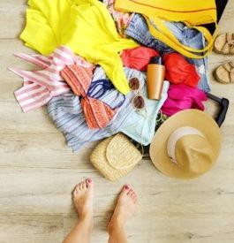 valise vacances Tropiques