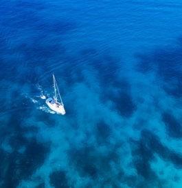Voguer sur les eaux grecques