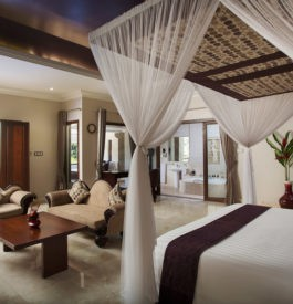 Le Viceroy hôtel à Ubud à Bali
