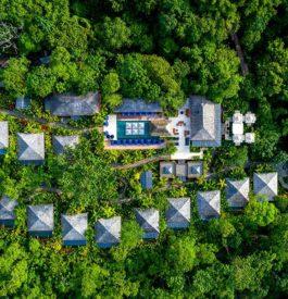 Le Nayara Springs hôtel au Costa Rica