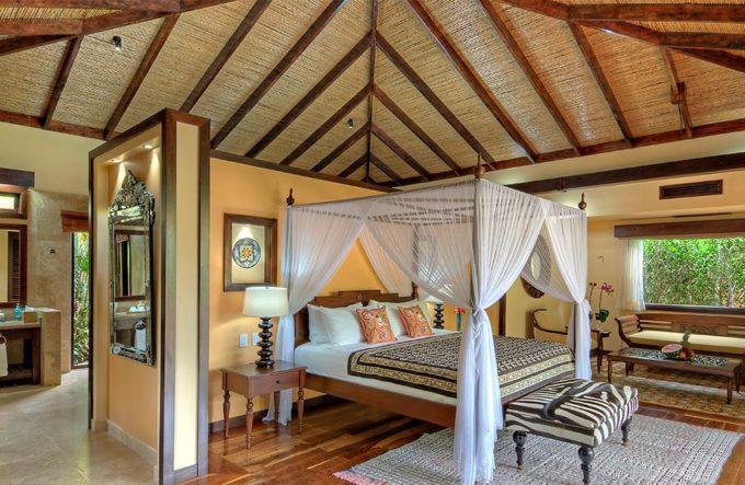 Ma chambre au Nayara Springs Hôtel au Costa Rica