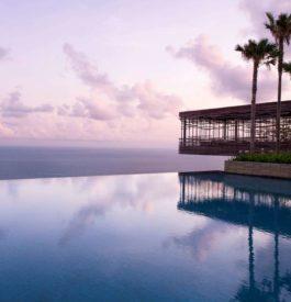Le Alila Villas Uluwatu, hôtel incroyable de Bali