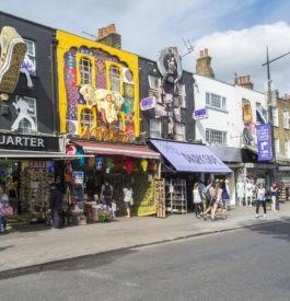 Découvrir le côté insolite de Camden Town