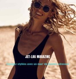 S'abonner à Jet-lag Magazine