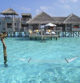 Attention, paradis terrestre aux Maldives