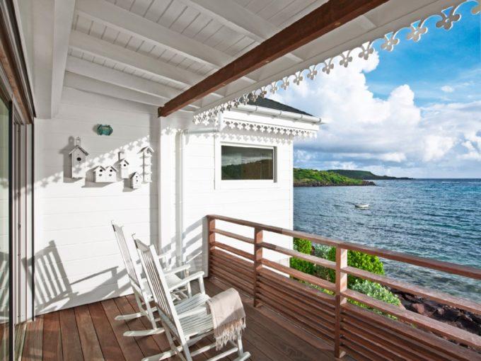 Le Guarahani hôtel et sa suite Admiral