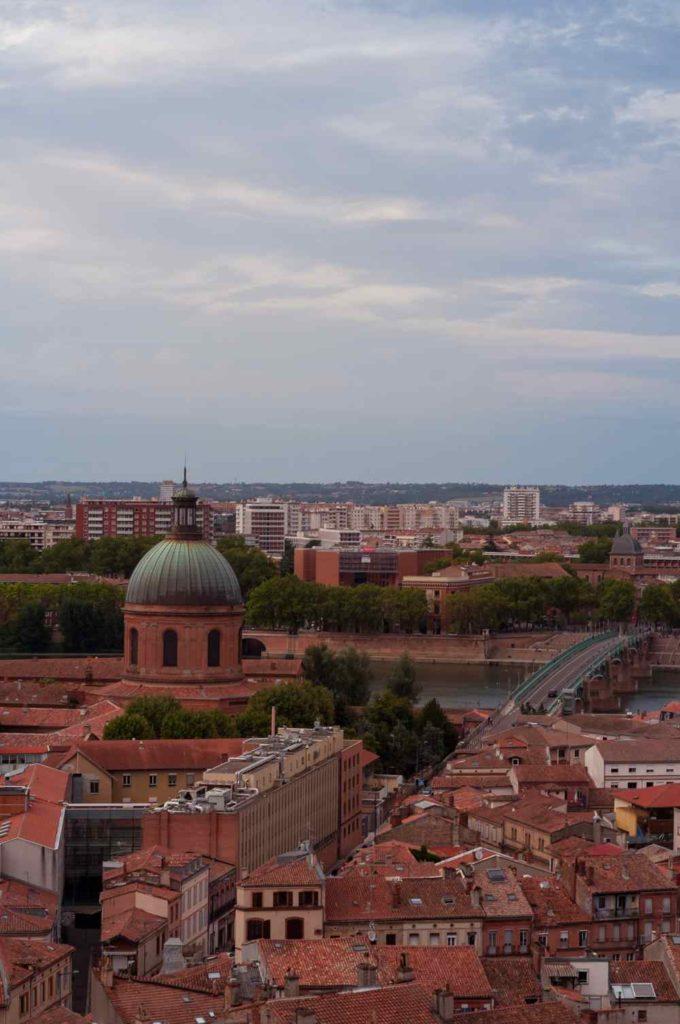 Les monuments historiques de Toulouse apparaissent alors