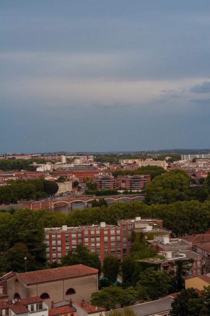 Les différents quartiers de Toulouse