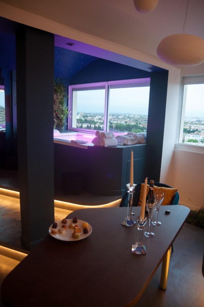 Design et bien équipé, l'appartement Parenthèse à Toulouse