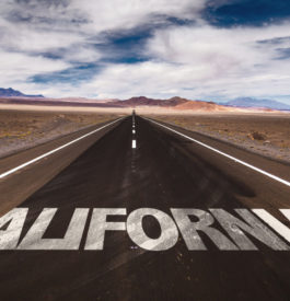 Poursuivre un roadtrip en Californie