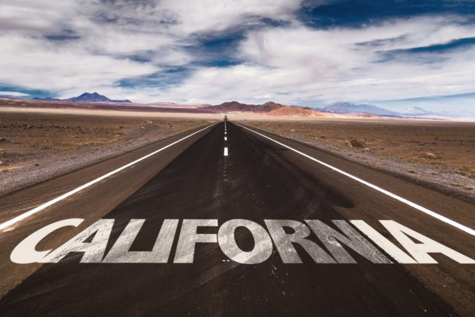Roadtrip en Californie