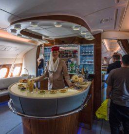 Top 10 des meilleures compagnies aériennes en première classe