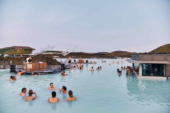 Visiter le Blue Lagoon en Islande