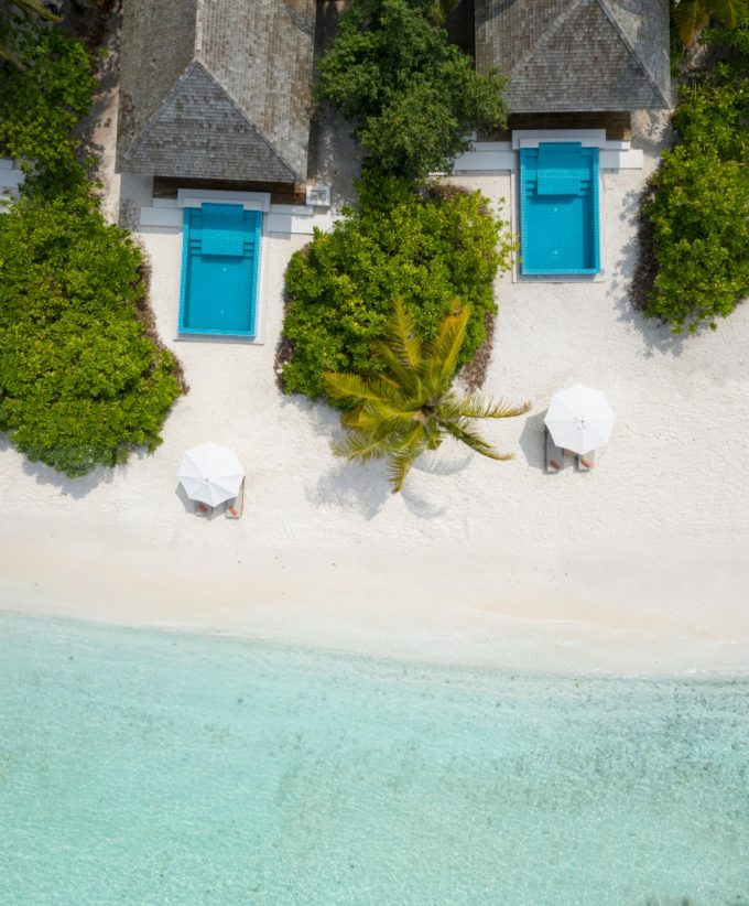 Resort de rêve pour un séjour Maldives d'exception