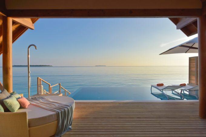 Vacances de rêve aux Maldives