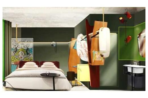 Des chambres différentes dans les hôtels greet