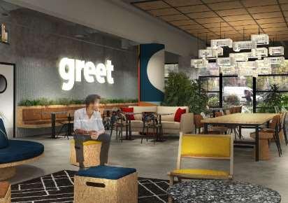 greet, les nouveaux hôtels de Accor