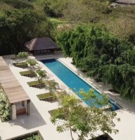 Bien-être en retraite yoga à Bali au Revivo Wellness Resort