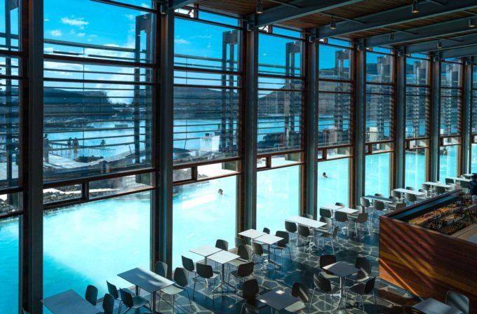 Restaurant du Blue Lagoon