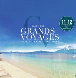 Partenaire du Salon des Grands Voyages
