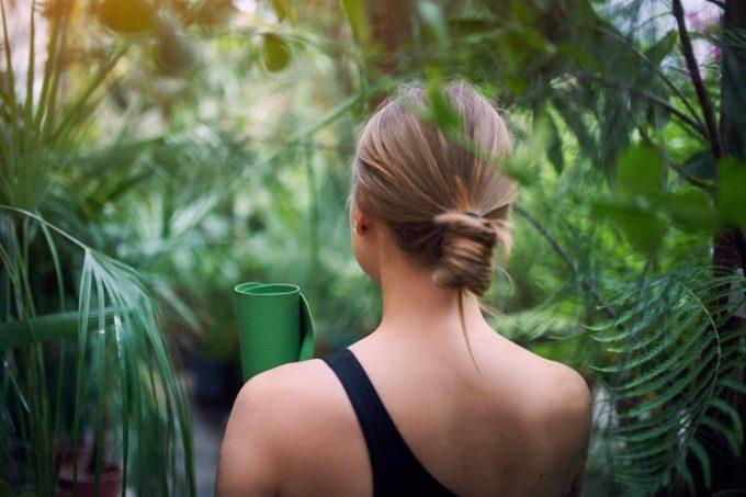 Prête pour une séance de Yoga ?