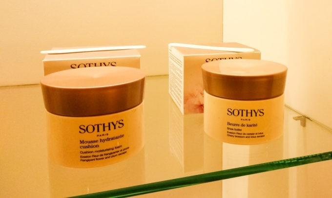 Les produits Sothys