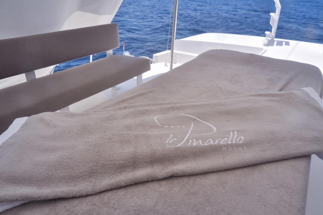 Serviette Pinarello II
