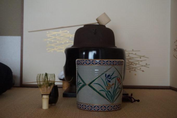 L'équipement indispensable pour la cérémonie du thé